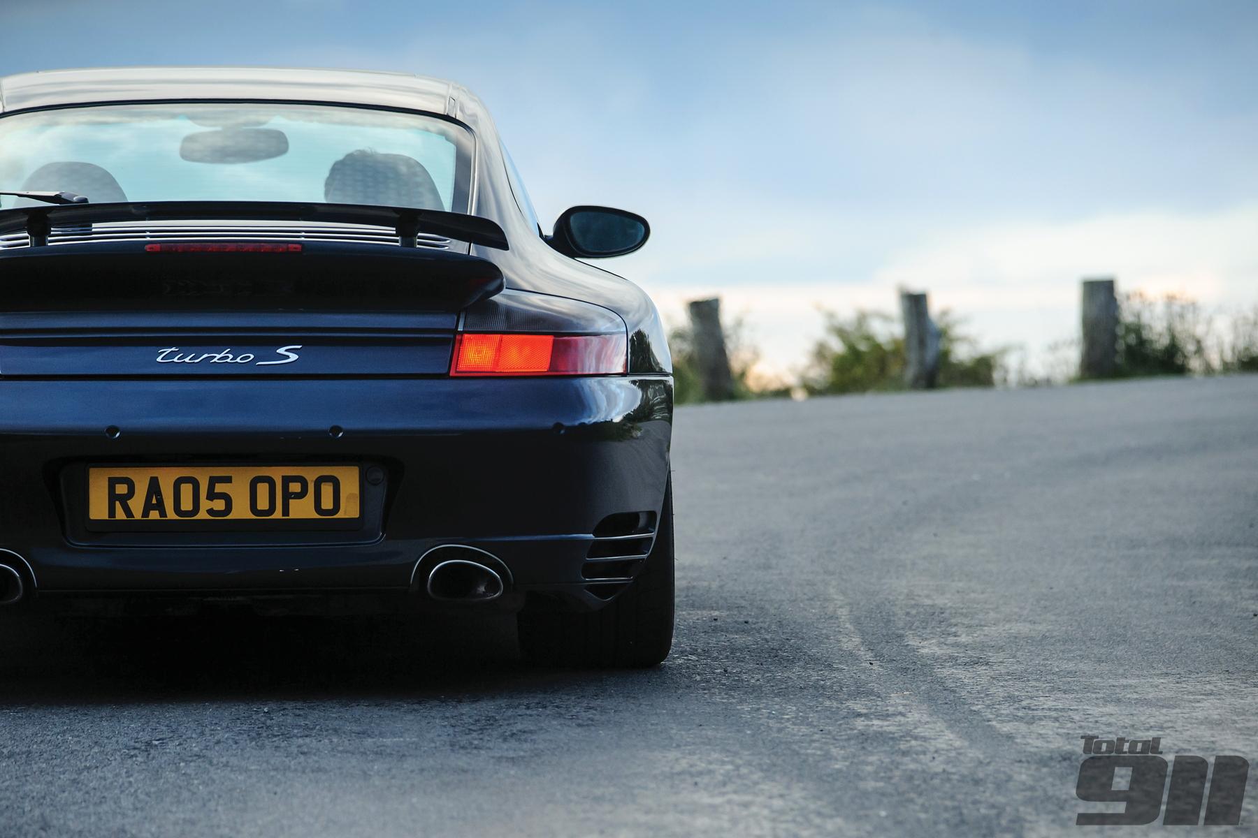 Porsche 996 Turbo >> Porsche 996 Turbo S The Forgotten Turbo Total 911