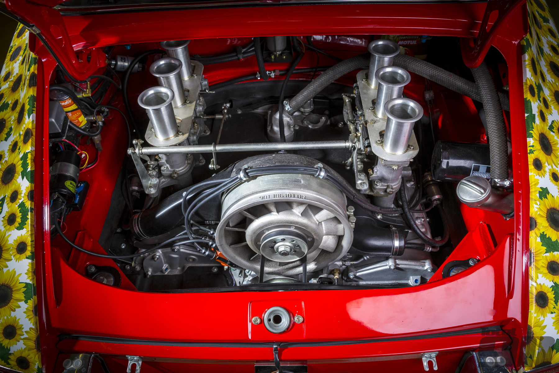 Flat Six Engine A Porsche 911 History Total 911