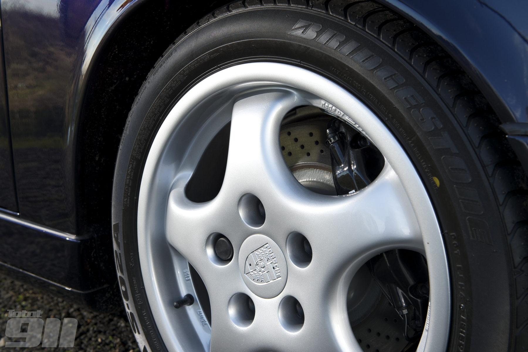 Alloy Wheels A Porsche 911 History Total 911