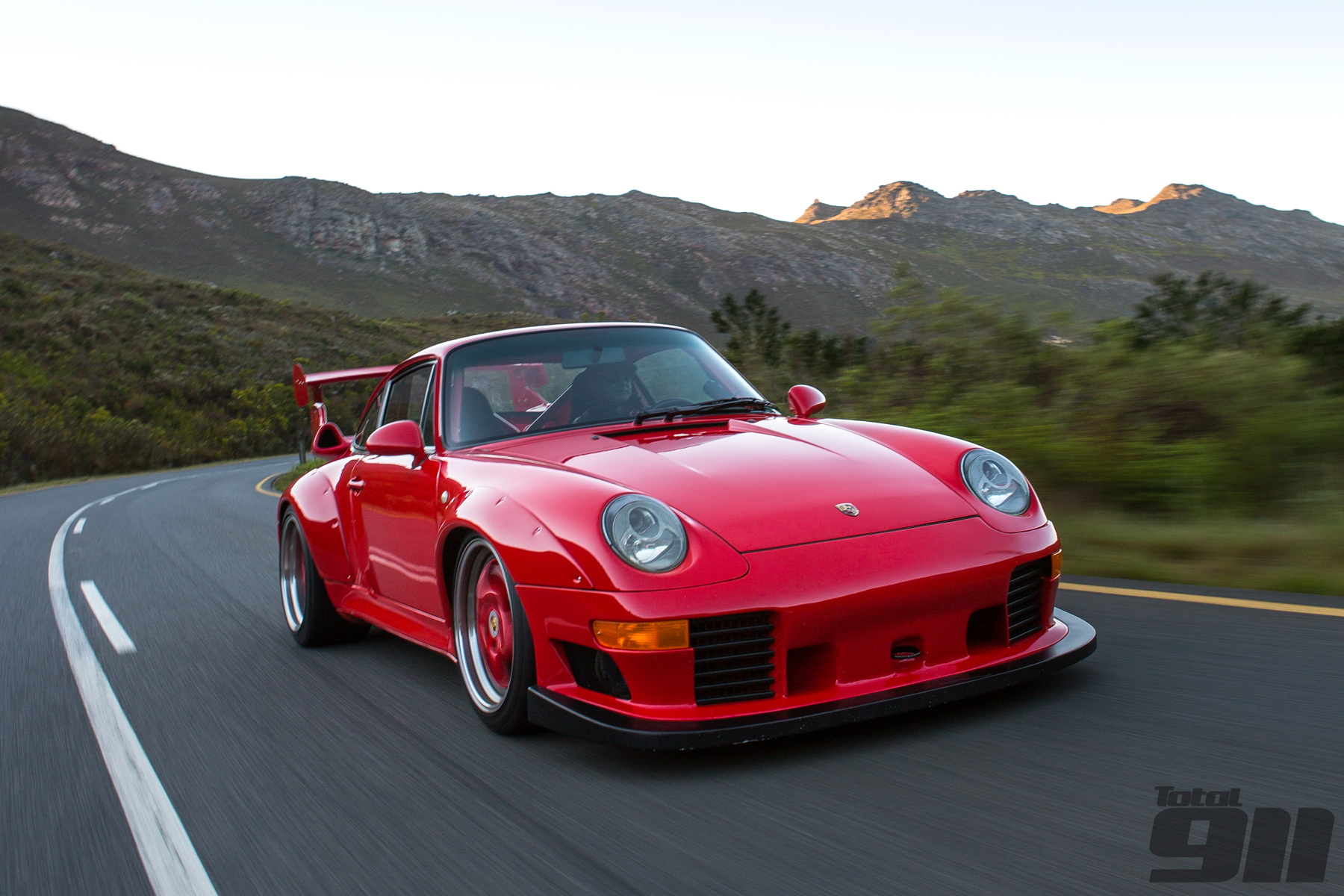 porsche 993 gt2 evo the rawest of them all total 911. Black Bedroom Furniture Sets. Home Design Ideas