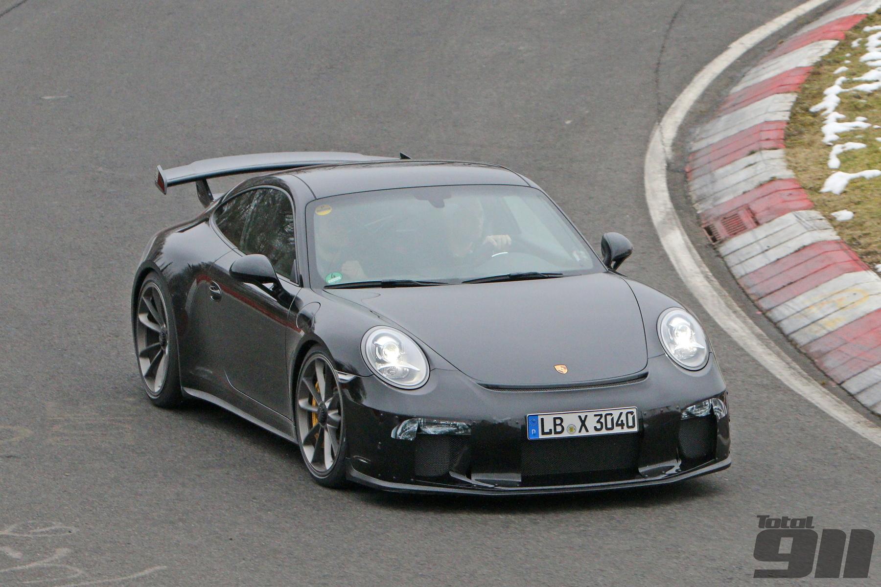 Porsche GT3 Facelift 4