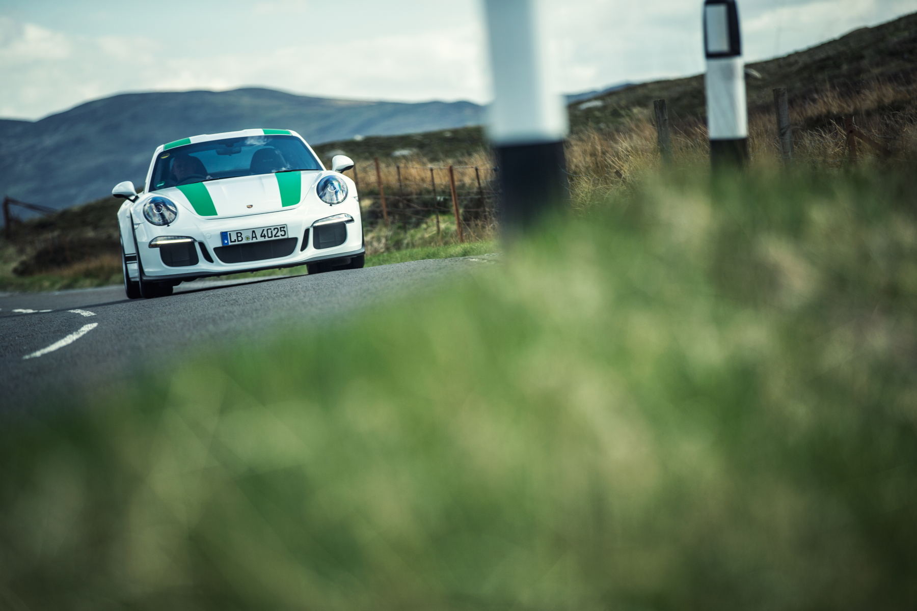 Did we mention there's a first drive of the pulse-raising Porsche 991 R?