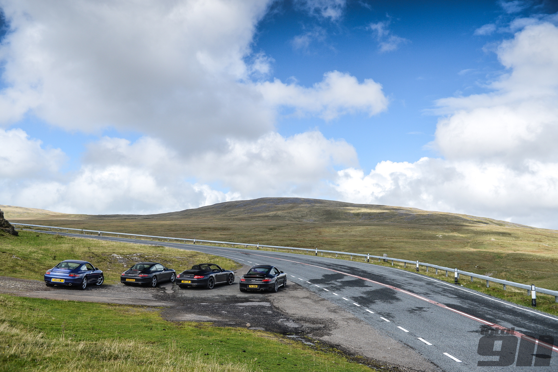 Total 911 issue 146 sees our UK-based 'Living the Legend' contingent embark on a country-wide road trip across some of Wales' best blacktop.